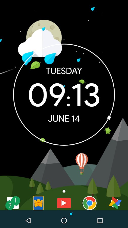 Charcoal - Icon Pack Screenshot 0