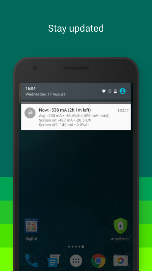 Accu​Battery Screenshot 6