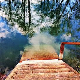 NA SLAPIĆU by Dunja Petrović - Nature Up Close Water