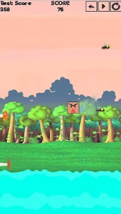 Jungle Jack : Begin - screenshot
