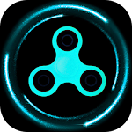 Fidget spinner simulator For PC / Windows / MAC