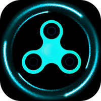 Fidget spinner simulator For PC