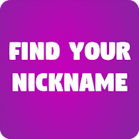 Find Your Nickname For PC