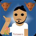 Real Followers + prank