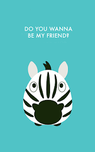 Zac the Zebra - screenshot