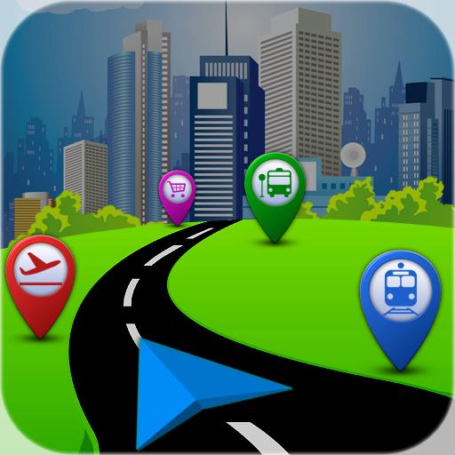 GPS Route Finder - GPS Tracker, Maps & Navigation (app)