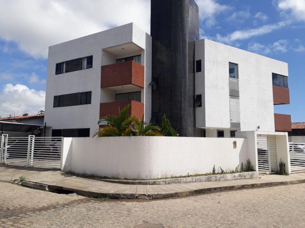 Apartamento à venda, 63 m² por R$ 140.000 - José Américo de Almeida - João Pessoa/PB