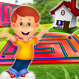 Kids Maze : Educational Maze Game for Kids For PC (Windows & MAC)