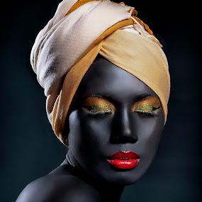 Black Beauty by Donny  Baki - People Portraits of Women