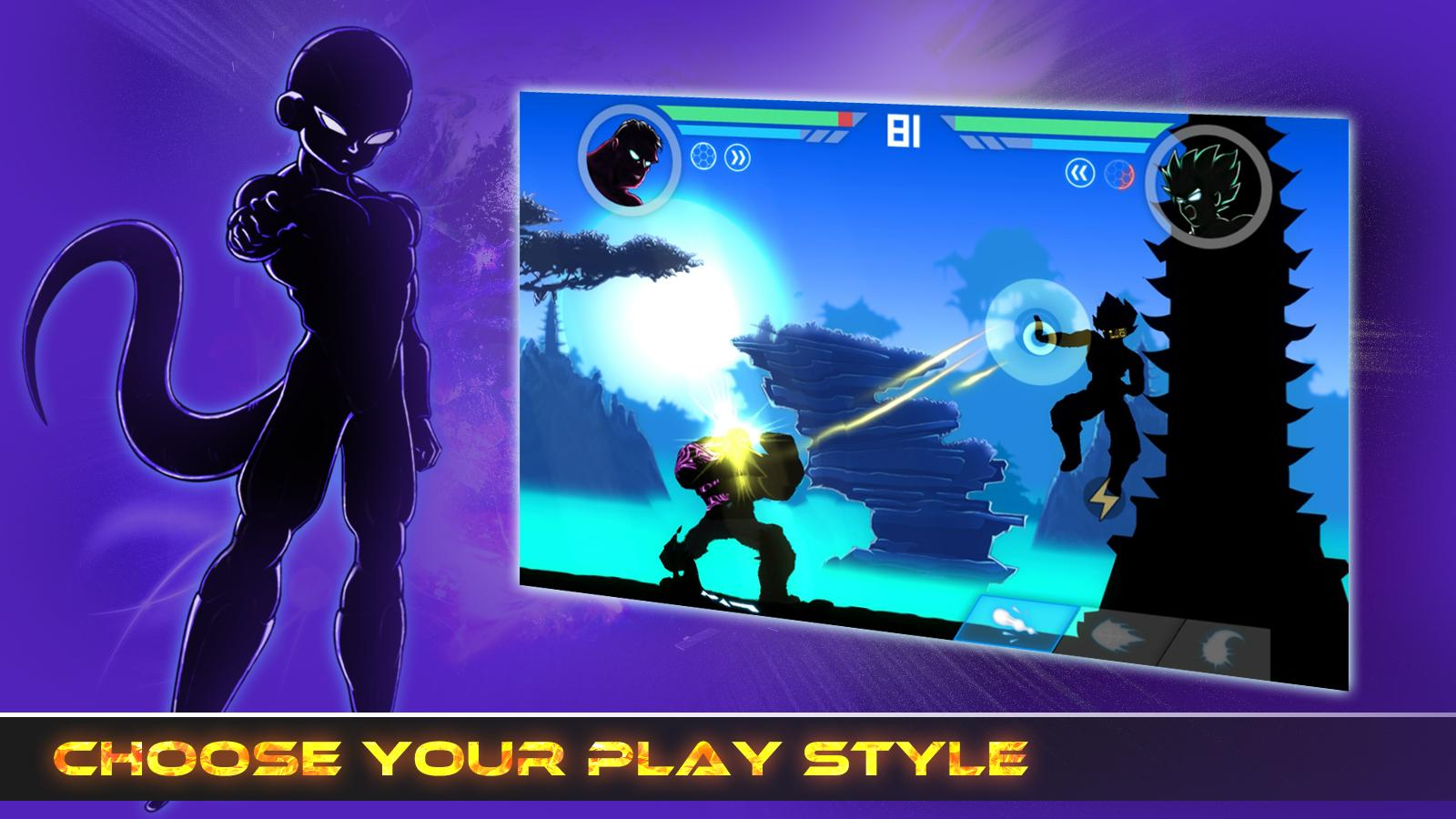 Shadow Battle Screenshot 2