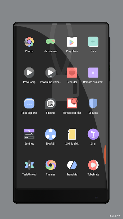 M A M B O Icon Pack Screenshot 5