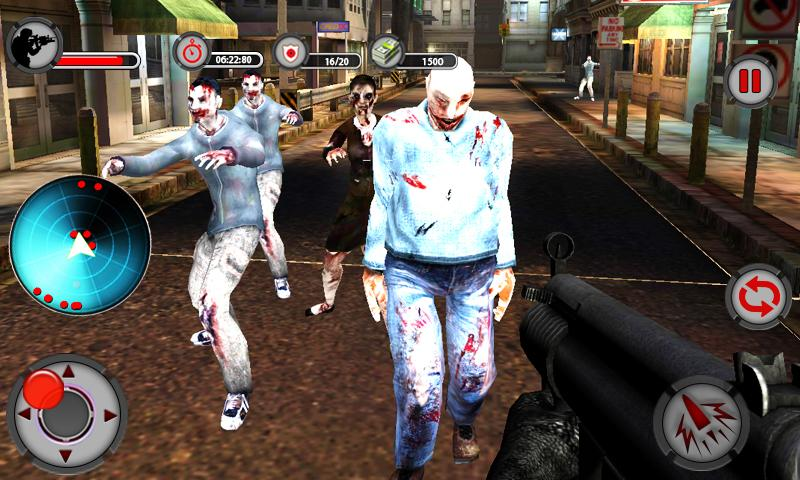 Zombie Kill Target Screenshot 7