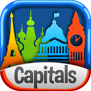 World Capitals Geo Quiz Game