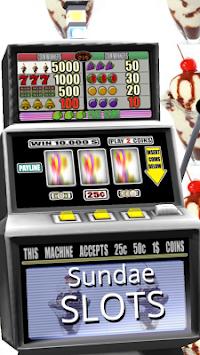 3D Sundae Slots - Free apk screenshot
