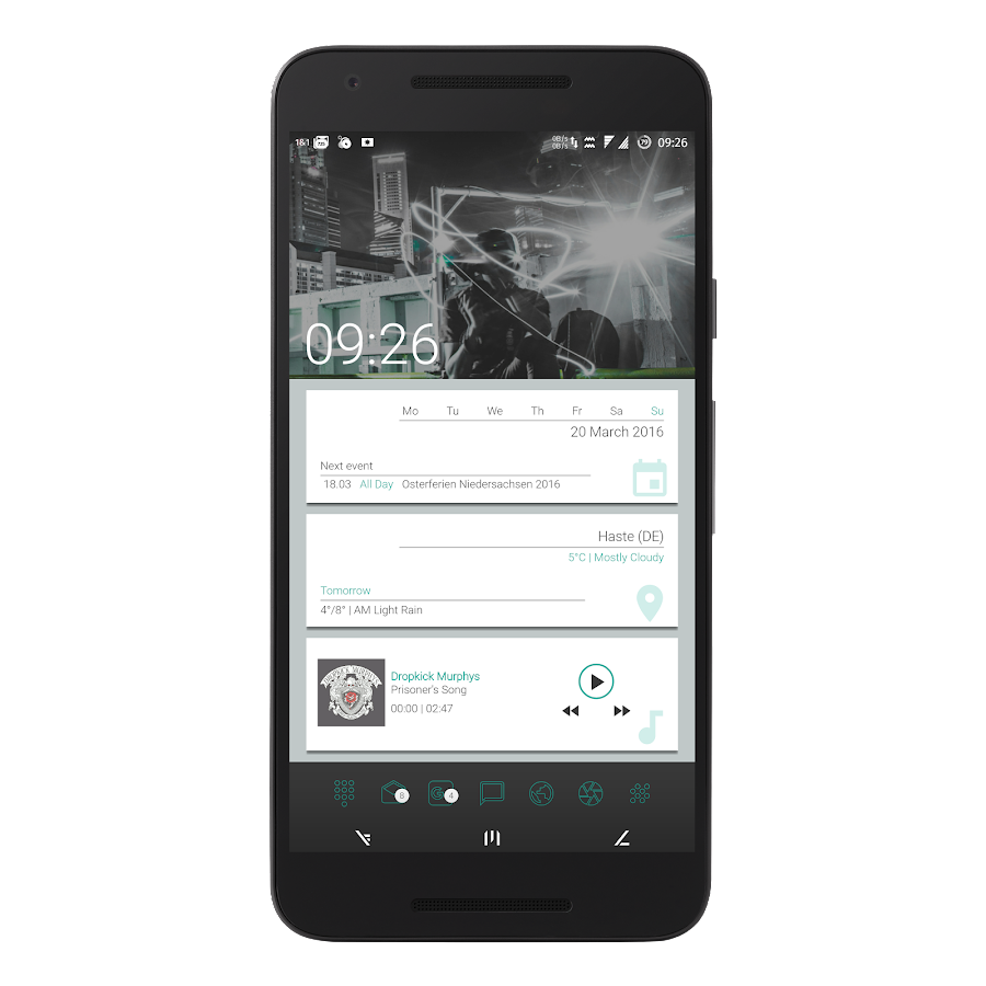 MatErialZ for KLWP Screenshot 4