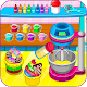 Cooking rainbow cupcakes APK