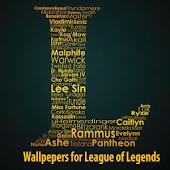 App Wallpapers for LoL version 2015 APK