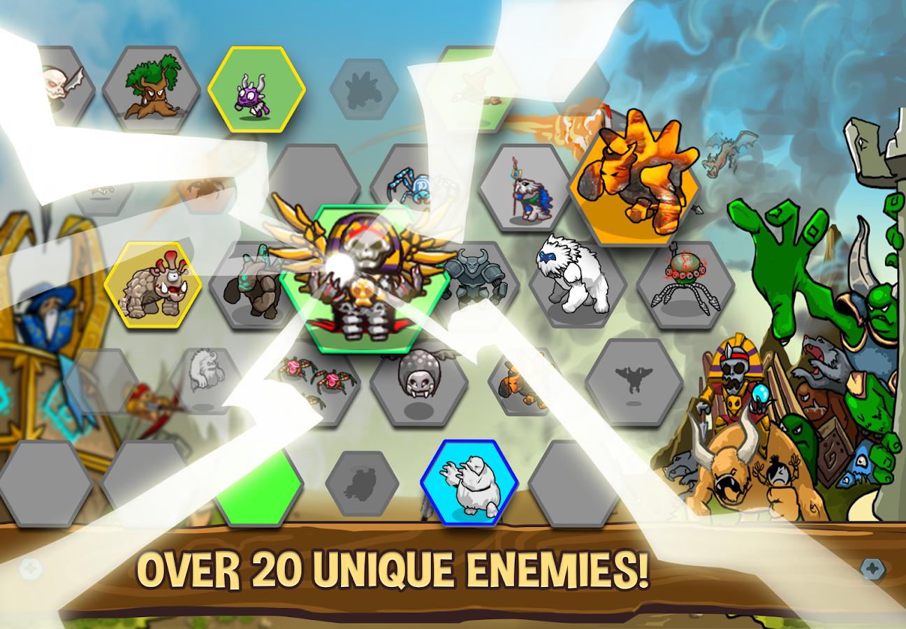 Tower Defense: Kingdom Wars (TD Strategie Spiele) android spiele download