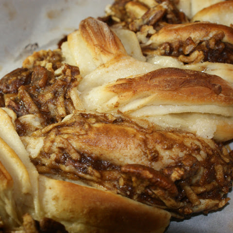 Apple Pecan Braid