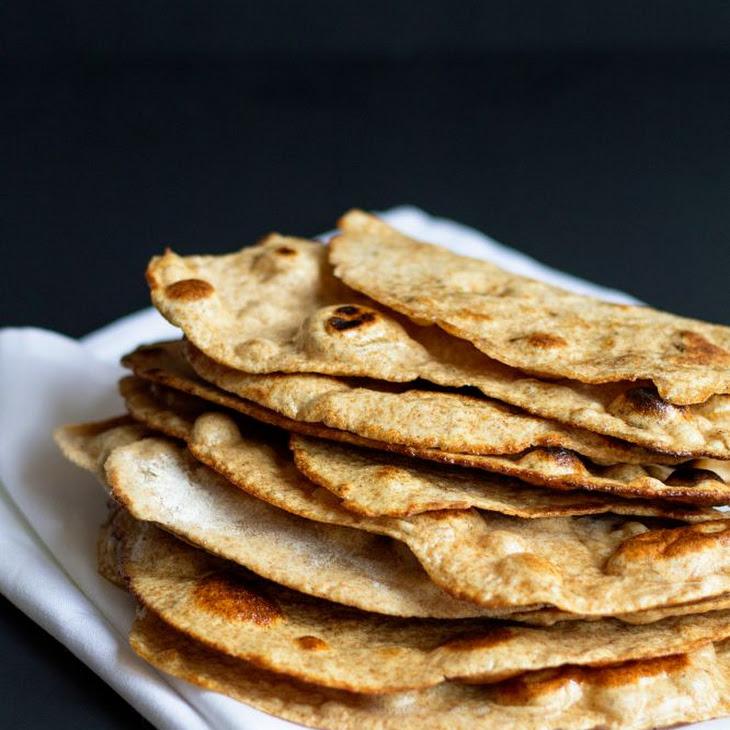 Whole Wheat Pita Bread Recipe | Yummly