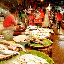 by Soumyadip Ghosh - City,  Street & Park  Markets & Shops