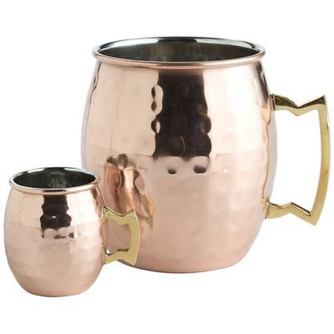 Moscow Mule Cocktail Mug
