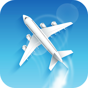 Cheap Flights Here...Search, compare & book easily APK Icon