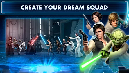 Star Wars Galaxy of Heroes 7