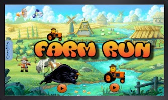Screenshot of Farm Game - Farm Run