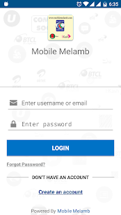 Mobile Melamb - screenshot