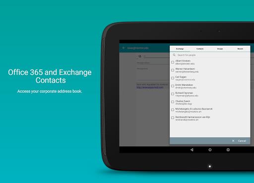 AquaMail - Email App screenshot 17