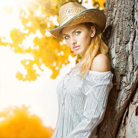 hottest day by Iancu Cristi - People Portraits of Women