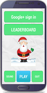 Santa Ski Free Game 2016 - screenshot