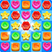 Pastry Puzzle Match 3 on PC / Windows 7.8.10 & MAC
