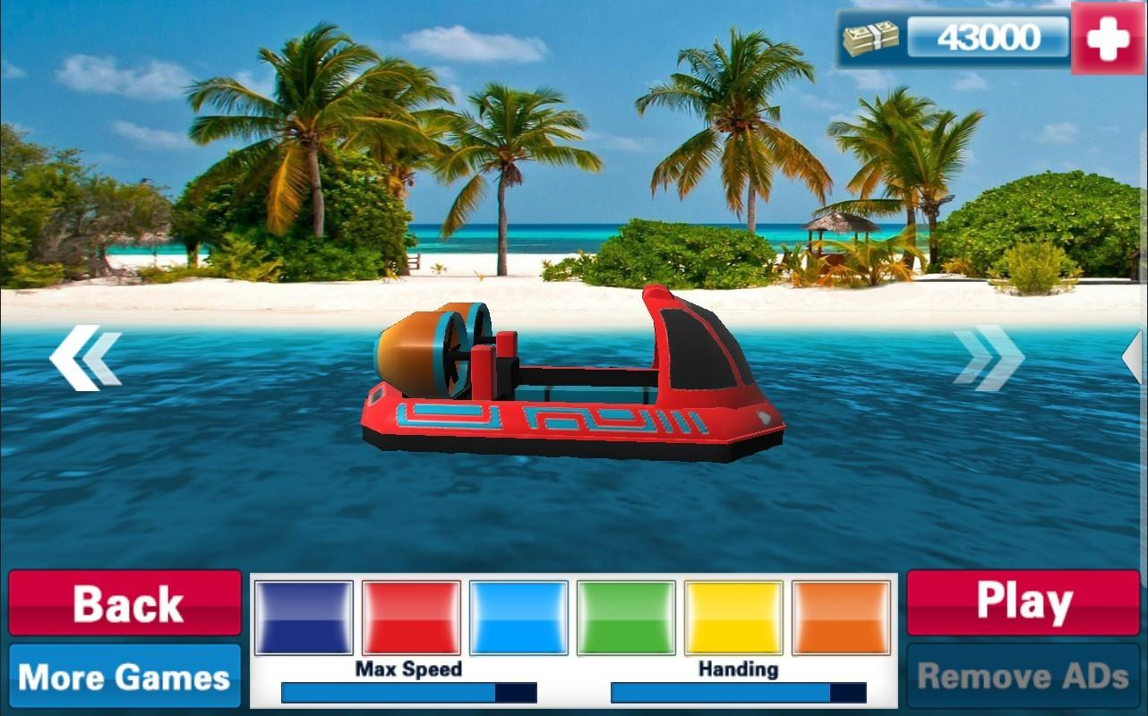 Modern Hovercraft Racing 2015 Screenshot 1