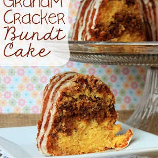 Graham Cracker Bundt Cake