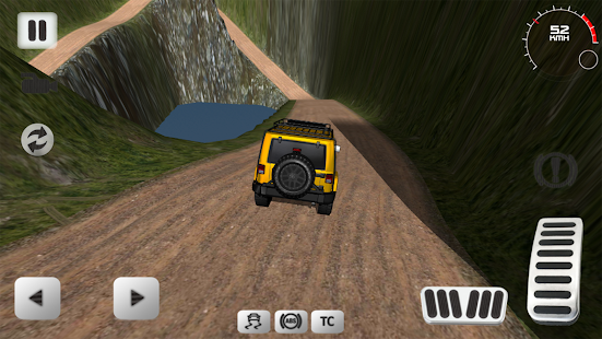 Offroad Car Simulator APK for Bluestacks