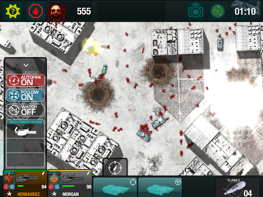 War of the Zombie - screenshot