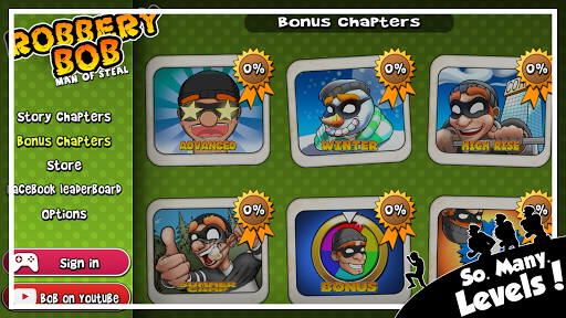 Robbery Bob screenshot 2