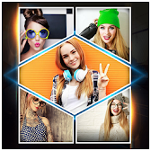 Scrapbook Photo Collage Maker APK Icon
