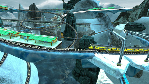 Train Simulator Uphill Drive - screenshot