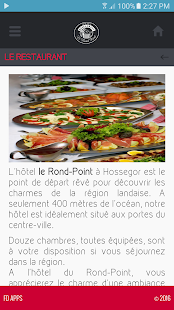 Le Rond Point - screenshot
