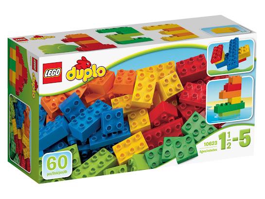 Дополнительный набор кубиков LEGO® DUPLO®