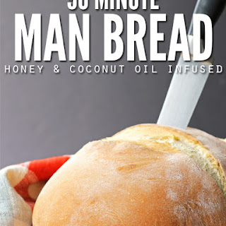 90 Minute Man Bread