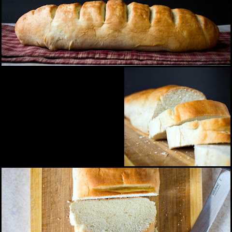Homemade French Bread in under an Hour