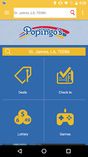 Popingo's Deals App - screenshot