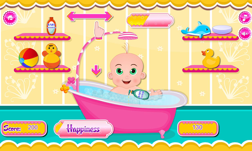 Baby Emily Care Day APK