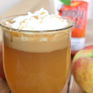 """Better than Starbucks"" Caramel Apple Cider"