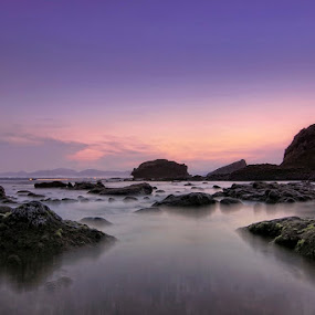 papuma beach by Roelz Marvin Hyde - Landscapes Beaches