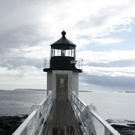 Lighthouse by Ken Morris - Buildings & Architecture Other Exteriors